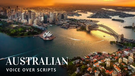 Australian voice over scripts (1)