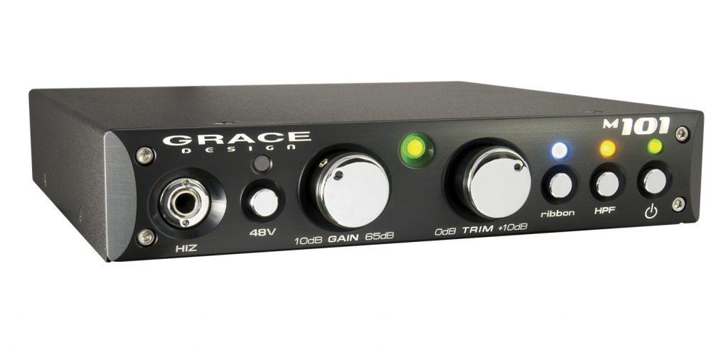 Grace Design Pre Amp for Voice Over