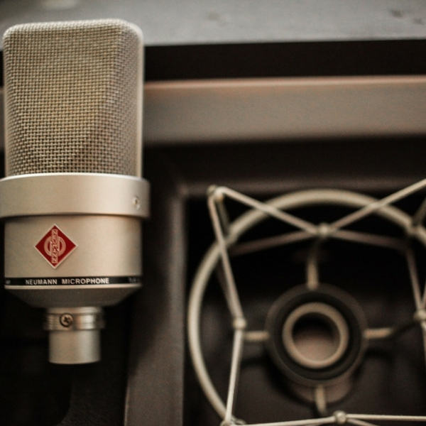 Neumann TLM 103 for Voice Over
